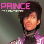 Original Cover Artwork of Prince Little Red Corvette