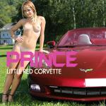 Original Cover Artwork of Prince Little Red Corvette Rexmix