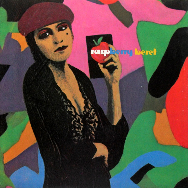 Original Cover Artwork of Prince Raspberry Beret