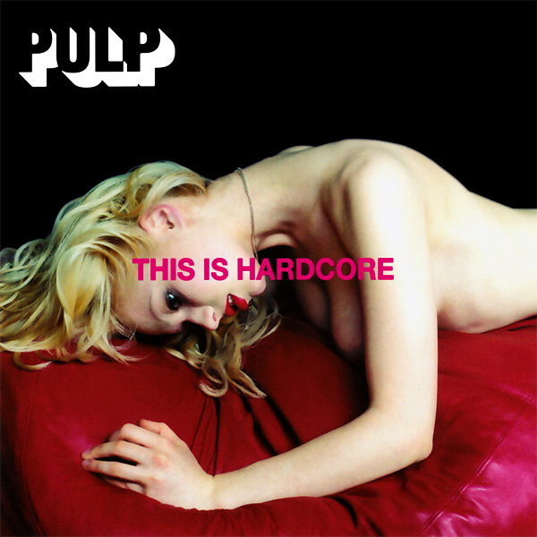 Original Cover Artwork of Pulp This Is Hardcore