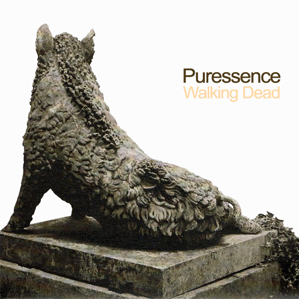 Original Cover Artwork of Puressence Walking Dead