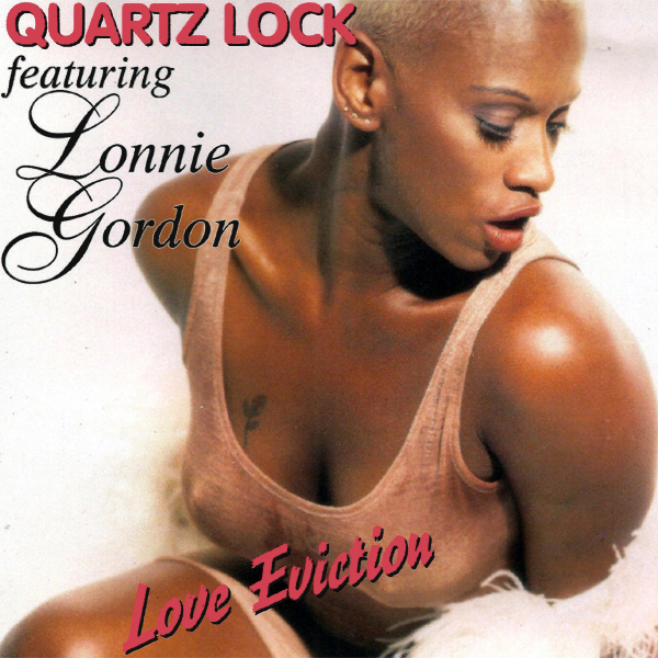 Original Cover Artwork of Quartz Lock Love Eviction