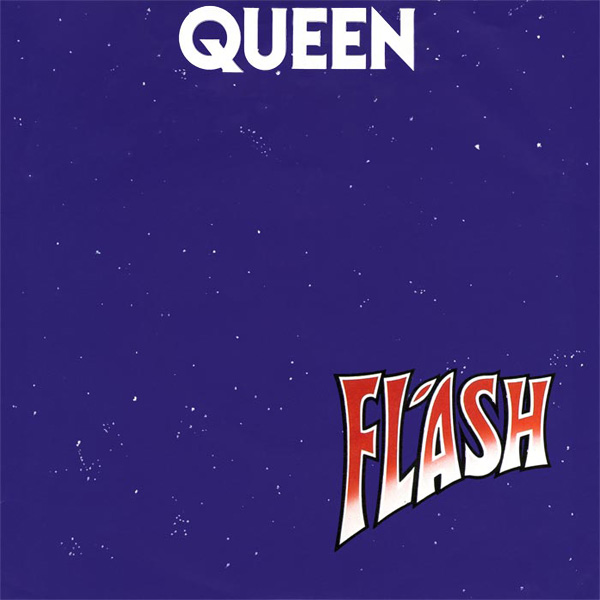 Original Cover Artwork of Queen Flash