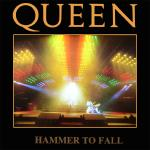 Original Cover Artwork of Queen Hammer To Fall