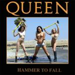 Cover Artwork Remix of Queen Hammer To Fall
