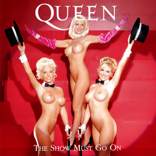 queen the show must go on remix