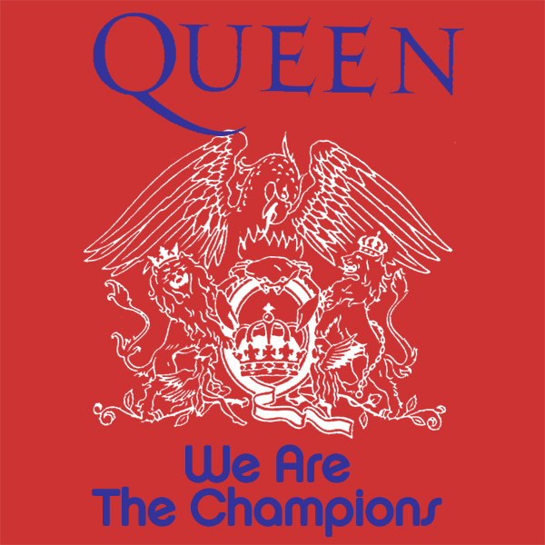 queen we are the champions 1