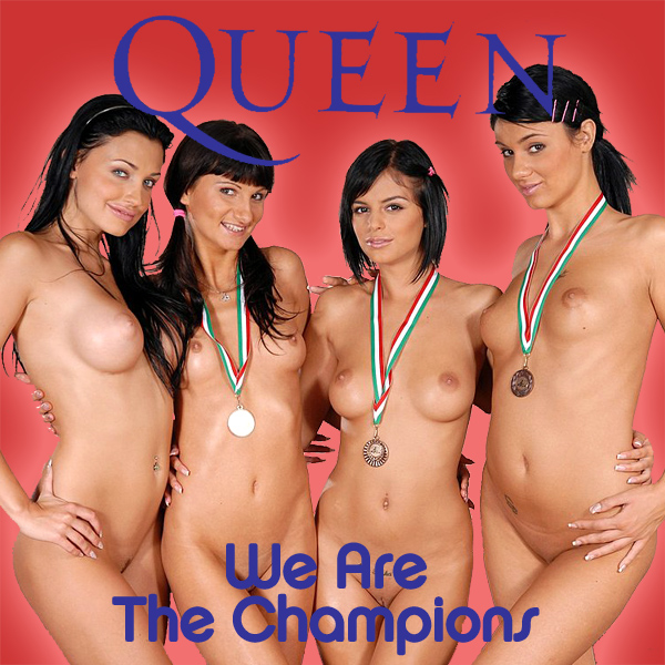 queen we are the champions remix