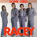 Original Cover Artwork of Racey Some Girls