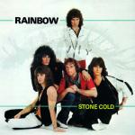 Original Cover Artwork of Rainbow Stone Cold