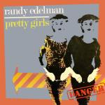 Original Cover Artwork of Randy Edelman Pretty Girls