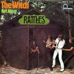 Original Cover Artwork of Rattles The Witch