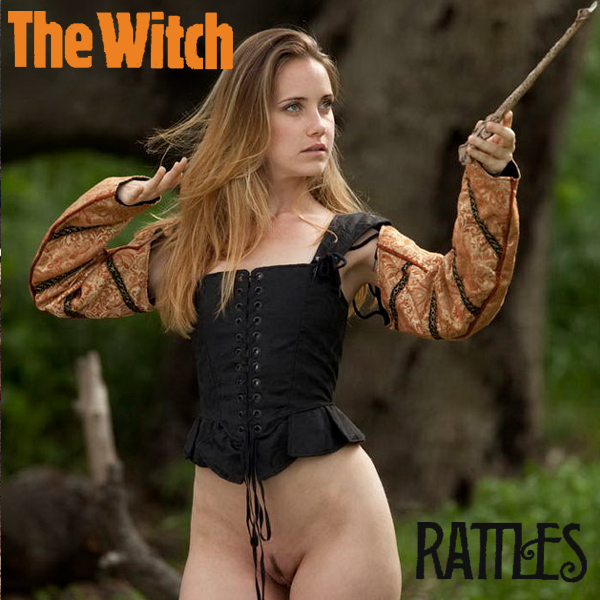Cover Artwork Remix of Rattles The Witch