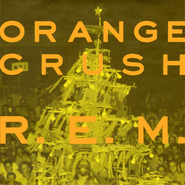 Original Cover Artwork of Rem Orange Crush
