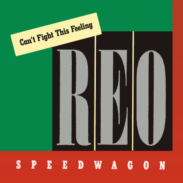 reo speedwagon cant fight this feeling 1