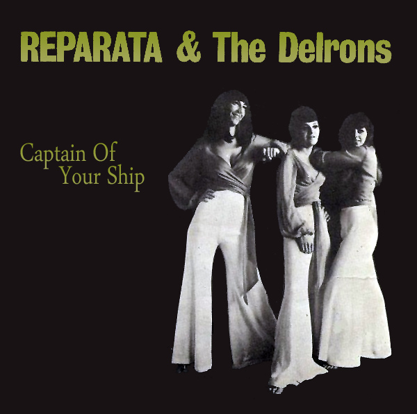 Original Cover Artwork of Reparata And The Delrons