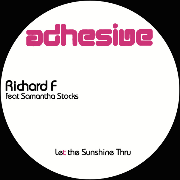 Original Cover Artwork of Richard F Samantha Stocks Let The Sun Shine Thru