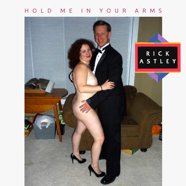 rick astley hold me in your arms 2