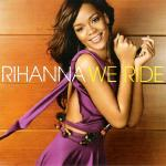 Original Cover Artwork of Rihanna We Ride