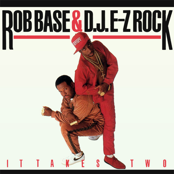 Original Cover Artwork of Rob Base E Z Rock Takes 2