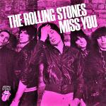 Original Cover Artwork of Rolling Stones Miss You