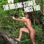 Cover Artwork Remix of Rolling Stones Miss You