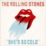 Original Cover Artwork of Rolling Stones Shes So Cold