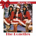 Original Cover Artwork of Ronettes Sleigh Ride