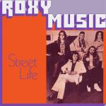 Original Cover Artwork of Roxy Music Street Life