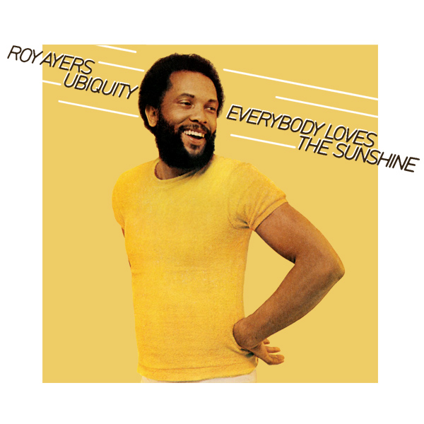 Original Cover Artwork of Roy Ayers Everybody Loves The Sunshine