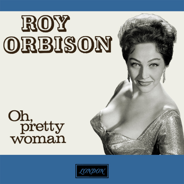 Cover Artwork Remix of Roy Orbison Pretty Woman