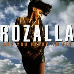 Original Cover Artwork of Rozalla Are You Ready To Fly