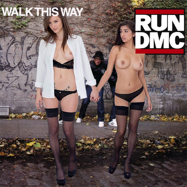 run dmc walk this way remix