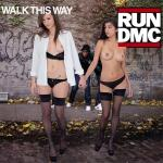 Cover Artwork Remix of Run Dmc Walk This Way