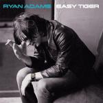 Original Cover Artwork of Ryan Adams Easy Tiger