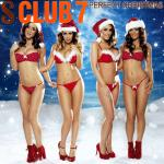 Cover Artwork Remix of S Club 7 Perfect Christmas