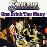 Original Cover Artwork of Sailor One Drink Too Many