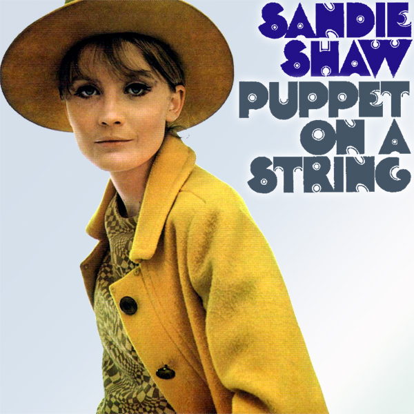 sandie shaw puppet on a string 1