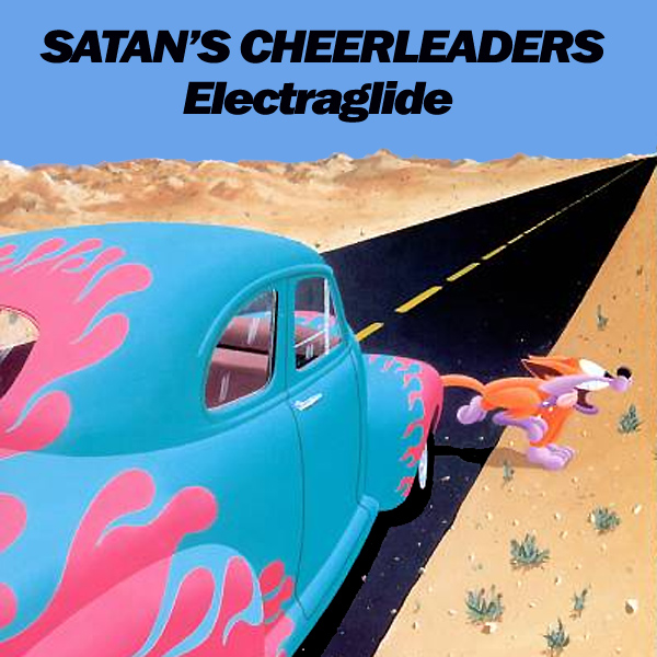 satans cheerleaders electraglide 1
