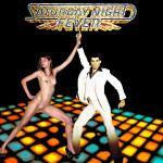 Cover Artwork Remix of Saturday Night Fever