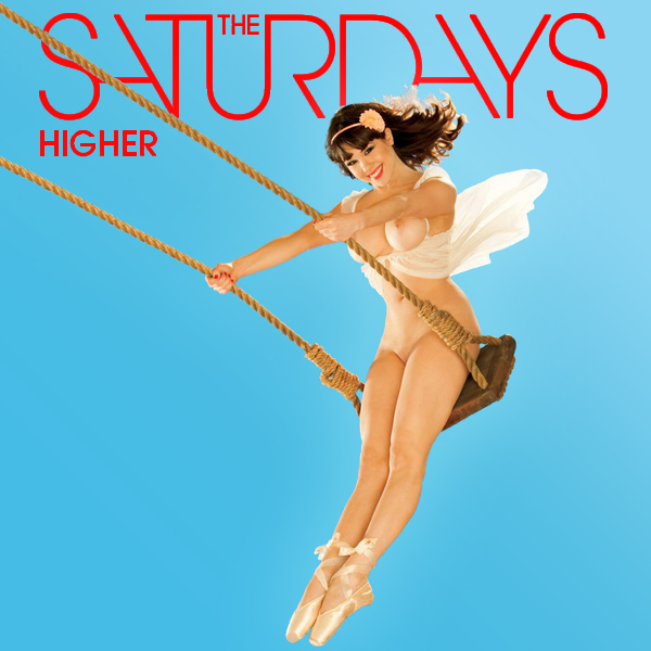 Cover Artwork Remix of Saturdays Higher