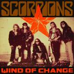 Original Cover Artwork of Scorpions Wind Of Change