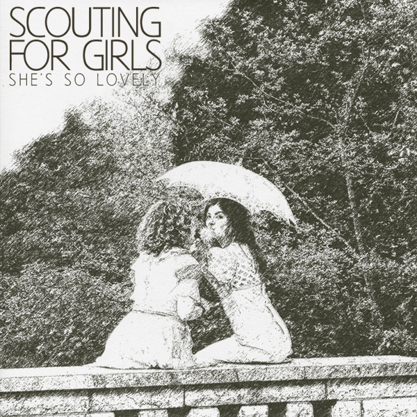 Original Cover Artwork of Scouting For Girls Shes So Lovely