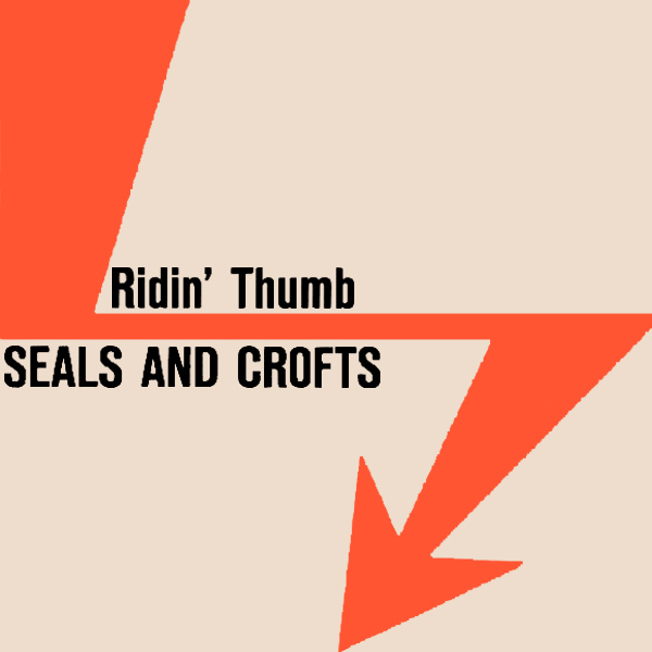 Original Cover Artwork of Seals Croft Ridin Thumb