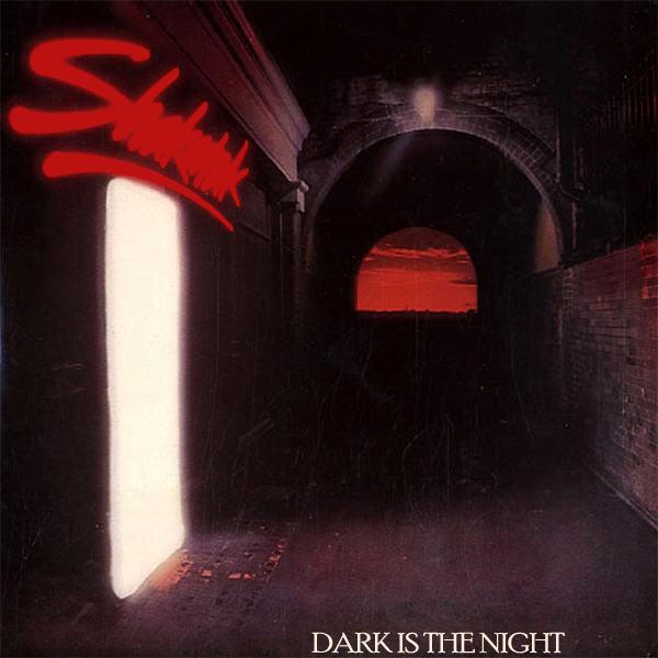 Original Cover Artwork of Shakatak Dark Is The Night
