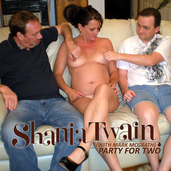 Cover Artwork Remix of Shania Twain Party For Two