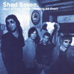 Original Cover Artwork of Shed Seven Devil In Your Shoes
