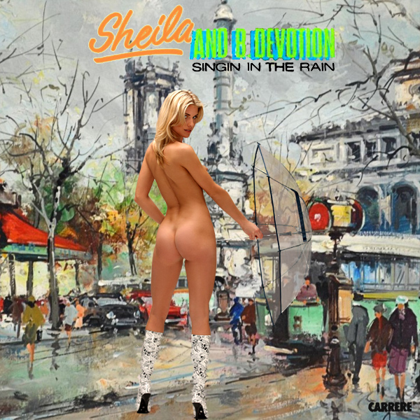 Cover Artwork Remix of Sheila B Devotion Singing In The Rain