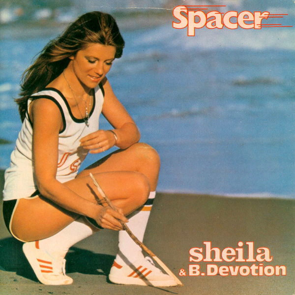 sheila b devotion spacer or