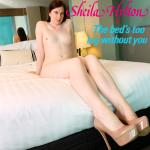 Cover Artwork Remix of Sheila Hylton Beds Too Big Without You